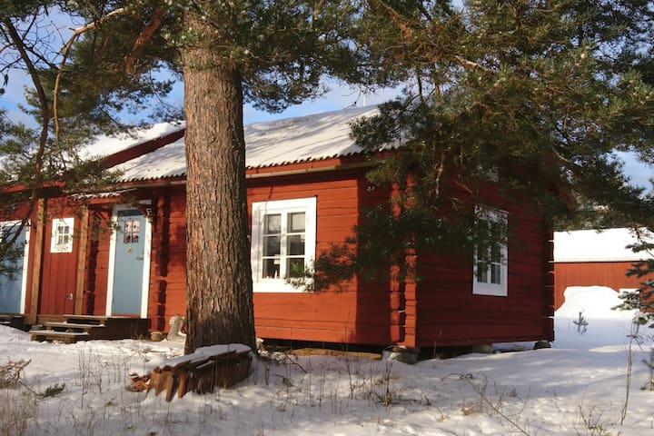 Soldattorp i Gamla Källbergets by