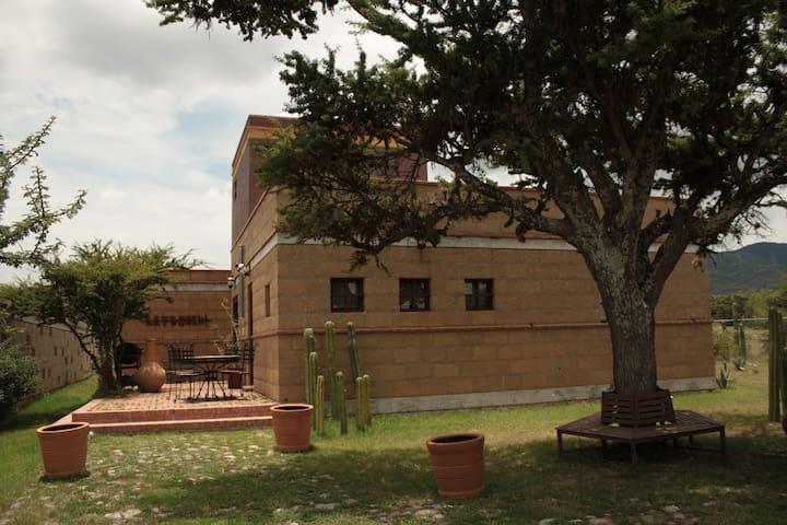 Picachos en San Miguel de Allende, Campestre - San Miguel de Allende - Haus