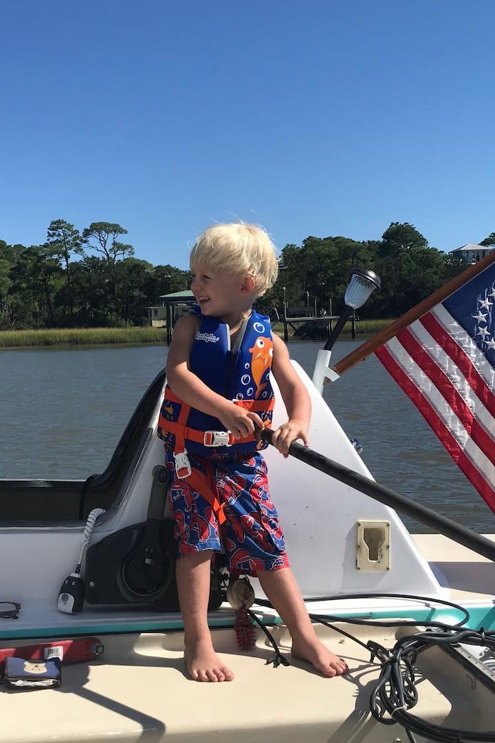junior skipper