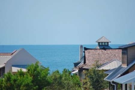 Rosemary Beach Downtown 30A Condo - Panama City Beach