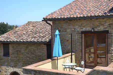 Casa Nestore Holiday Apartments - Oliva Apartment - Castiglione della Valle - Apartmen