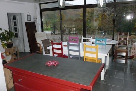 Gîte 7 personnes  a louer dans le Comminges - Estadens - Hus