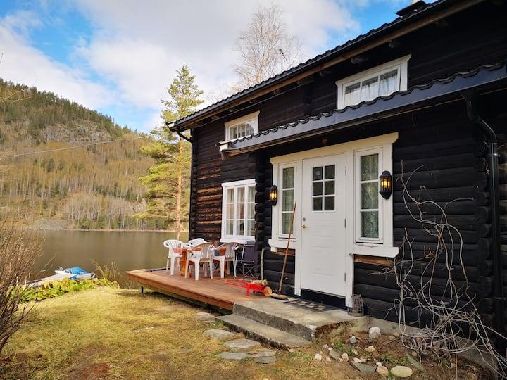 Drømmested ved Norefjorden.