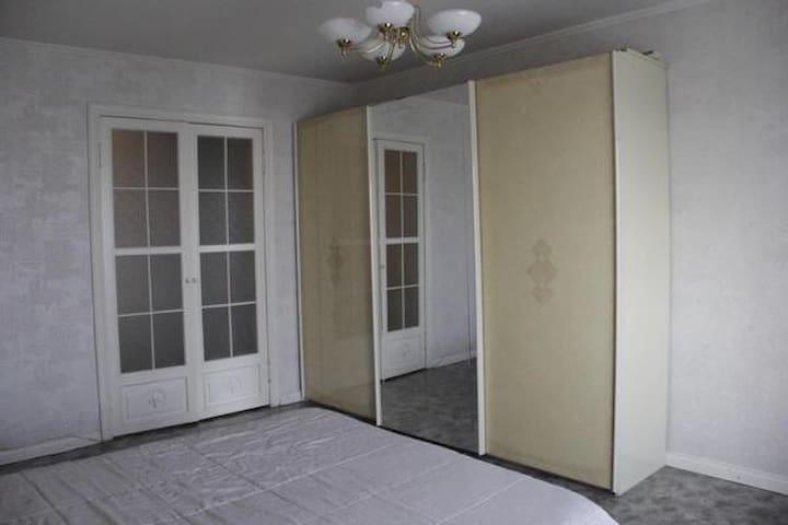 3 комнатная квартира в центре города!