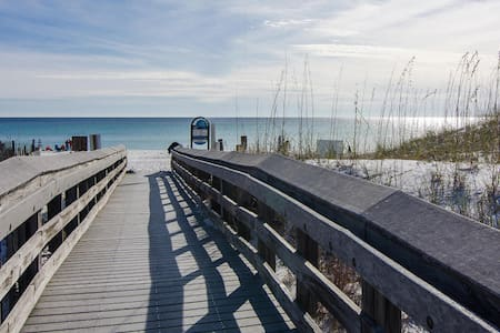 Beachside Villas Unit 413 30a Seagrove Beach FL - 산타 로사 비치(Santa Rosa Beach)
