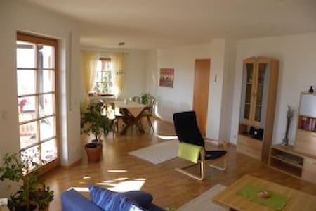 Ferienwohnung mit toller Aussicht - Mühlheim an der Donau