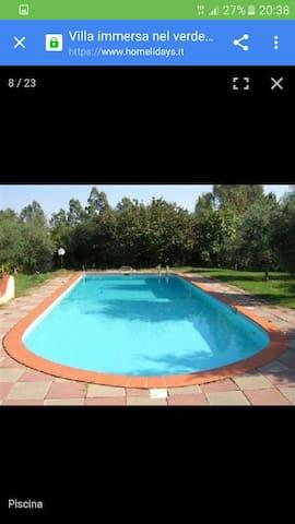 villa con piscina immersa nel verde - Iglesias - Villa