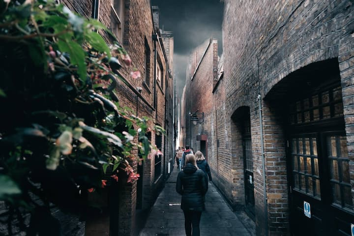 Secret London Alleyways!