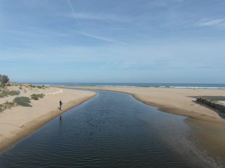 Apart 200m to the beach Квартира в 200м от пляжа