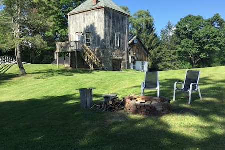 Historic Colden Creamery - Hudson Valley Escape!