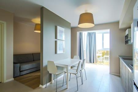 Квартира у моря 54,8 кв.м. - Anapa - Appartement