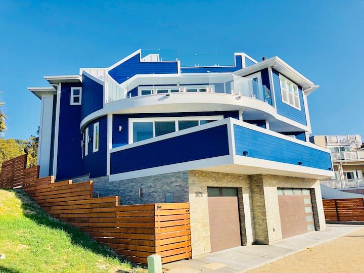 OceanView - EXTRAORDINARY EXPERIENCE - BIG HOUSE!