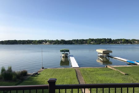 Cass Lake Waterfront Home