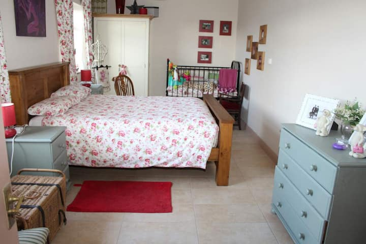 Coolagh Country House - 1 Double room + En suite