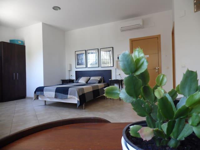 Bonito estudio con WIFI y parking gratis - Málaga - Loft