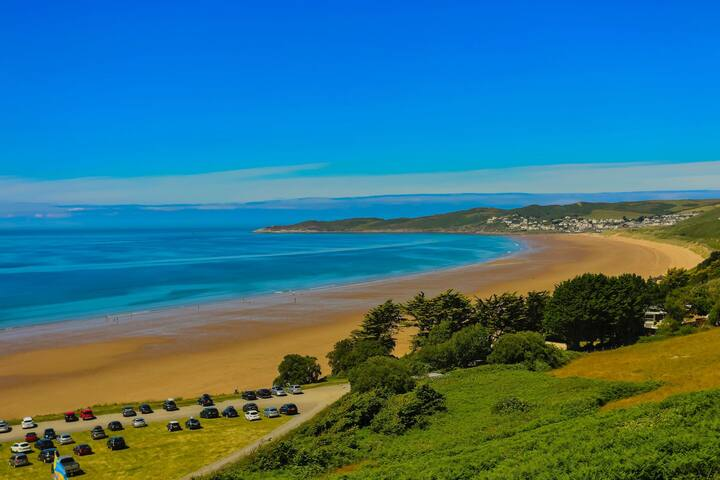 WOOLACOMBE BEACH HOLT | 3 Bedrooms