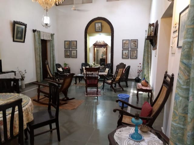 2BHK Colonial Beach Property for Long Term Rent