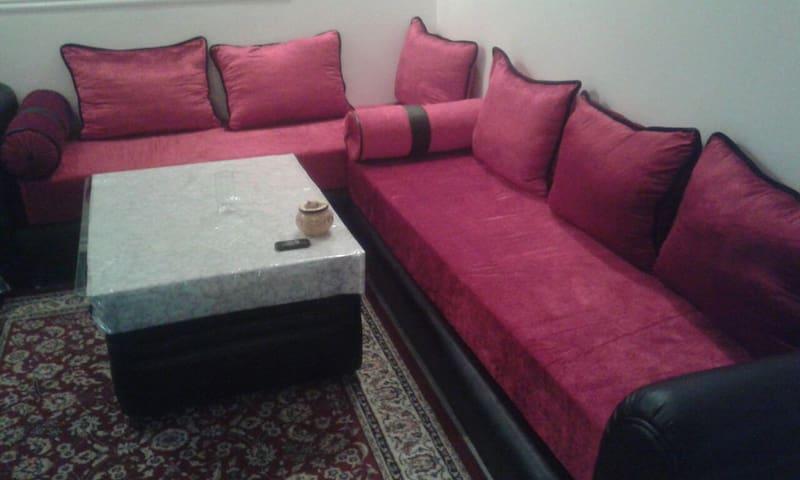 Appartement meublé pour familles - Khenifra - Lägenhet