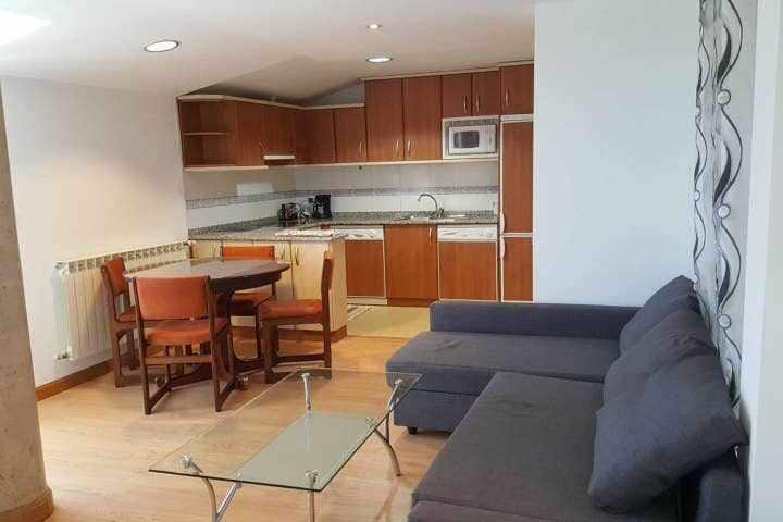 Apartamentos Vive Soria III - Ático en el centro de Soria