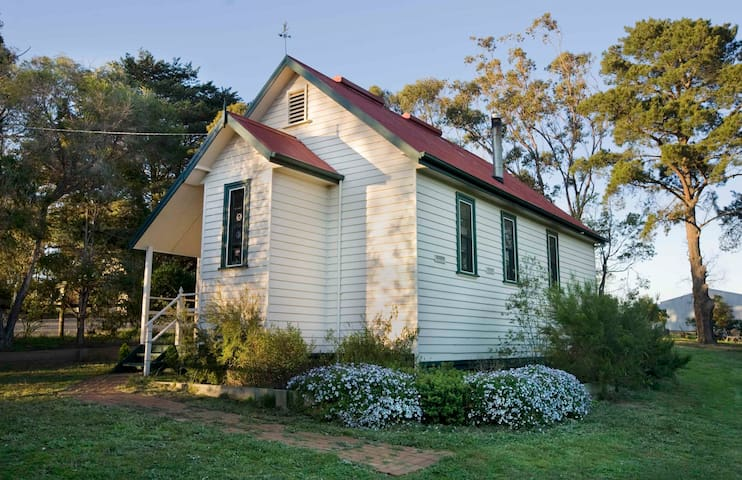 Converted Church in the Yarra Valley - Dixons Creek - Hus