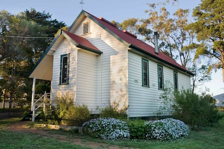 Converted Church in the Yarra Valley - Dixons Creek