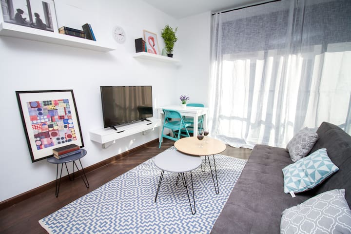 Modern & Stylish Brand-new Flat - Málaga - Apartment