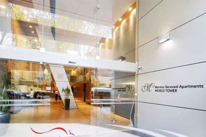 Large Sydney CBD Apartment with Parking- World Squ - Sydney - Apartment