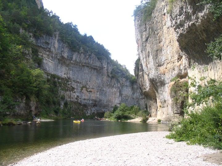 Appart aux portes des Gorges du Tarn