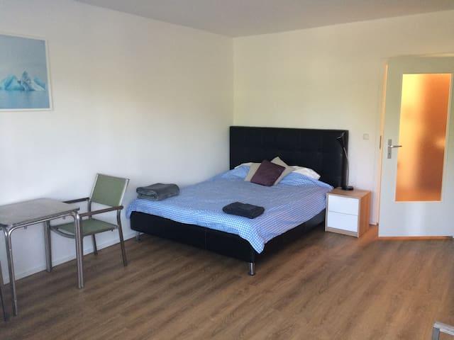 Bright Apartment Olympia Park