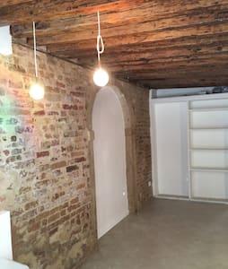 Independent  studio with patio - Venezia