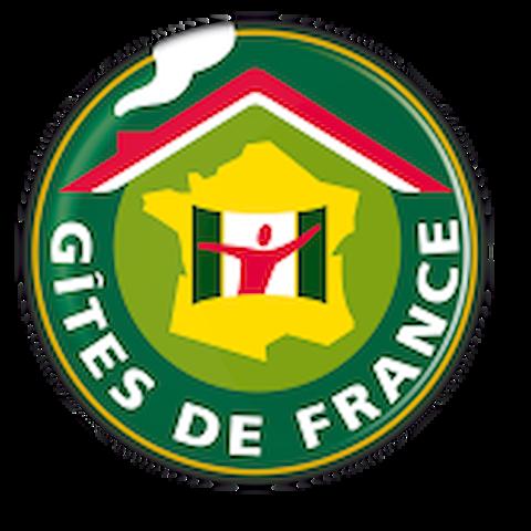 Nous sommes references par les Gites de France