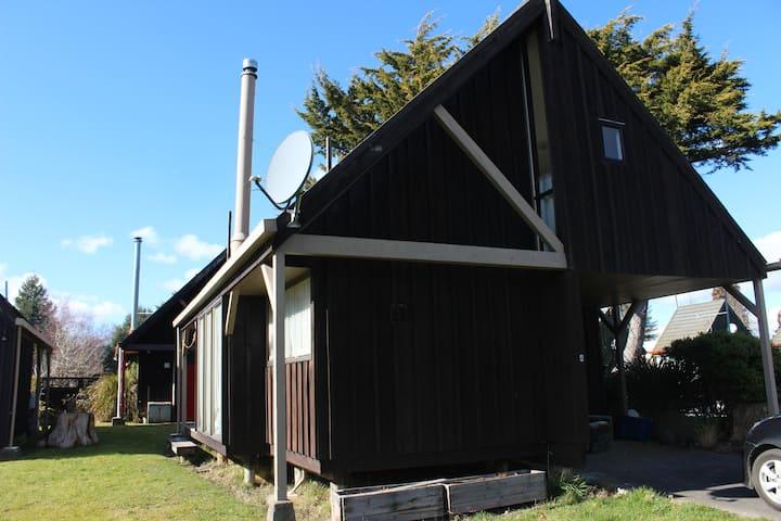 Ruapehu Chalet Rentals VL4