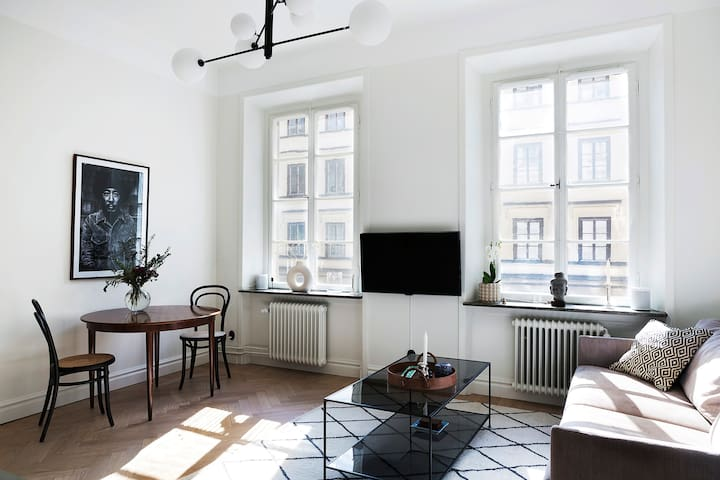 Top Renovated 42 Square meter in the best location