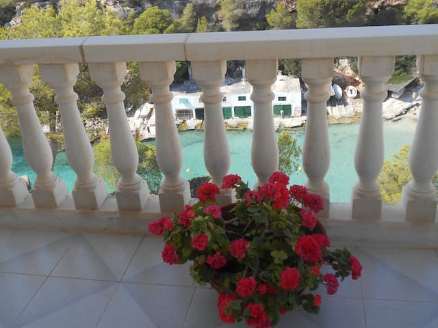 Lovely Penthouse front sea / beach apartment - Cala Pi - Apartment