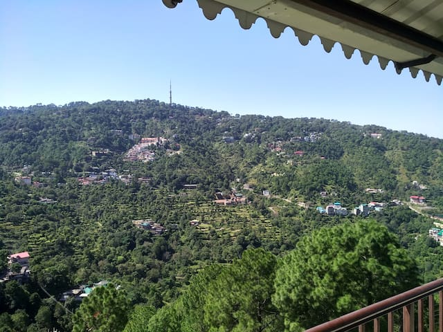 2 Bedroom | Valley View Home | Kasauli