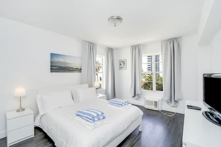 New Beach Apartment