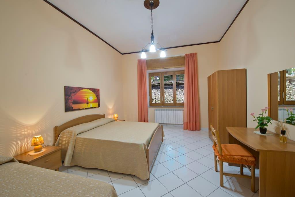 Camera da letto 1  max. 3 pax