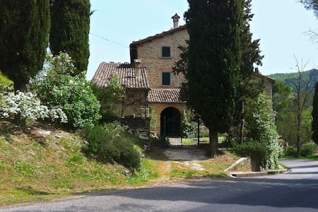 Charming country house between Romagna and Tuscany - Tredozio - Apartmen