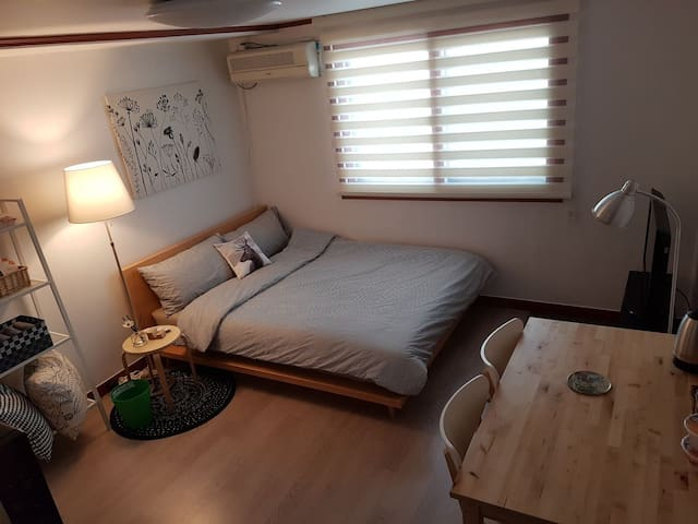 [OPEN Sale]JUNI House-near by DMC, Hongdae!!! - Mapo-gu - Apartment