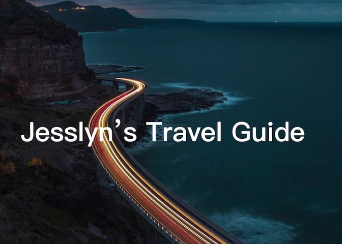 Jesslyn's Penang Guidebook