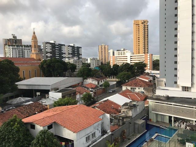 Próximo Polo Médico de Recife e Galo da Madrugada