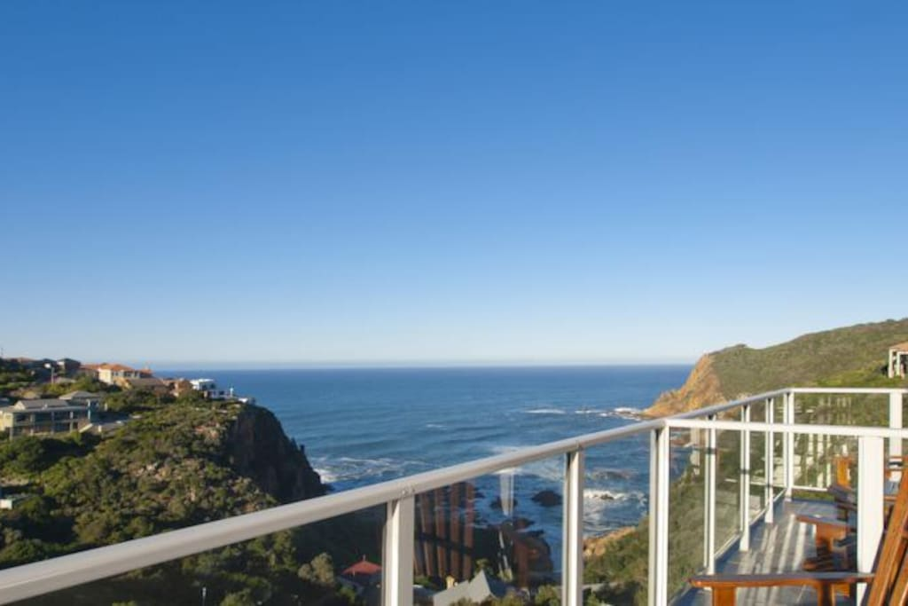 Fynbos Room Balcony View