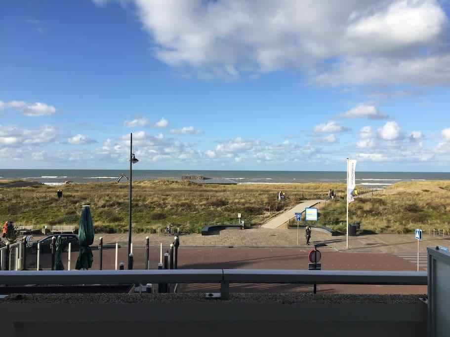 Zeezicht Seaview Meerblick