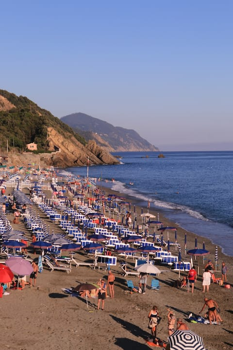 Appartement de deux pièces entre Cinque Terre et Portofino
