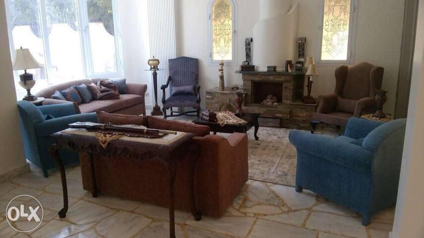 Gorgeous villa with pool in Alexandria