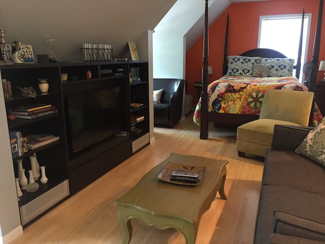 Beautiful downtown space - Traverse City - Appartement