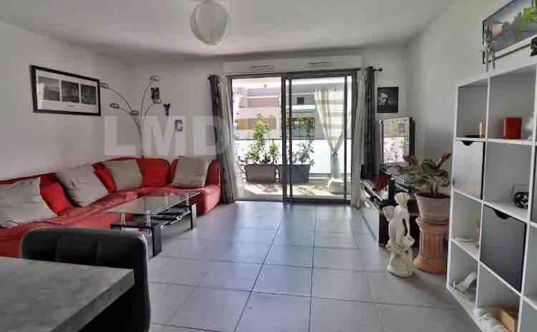 Appartement T3 Aix-la Duranne