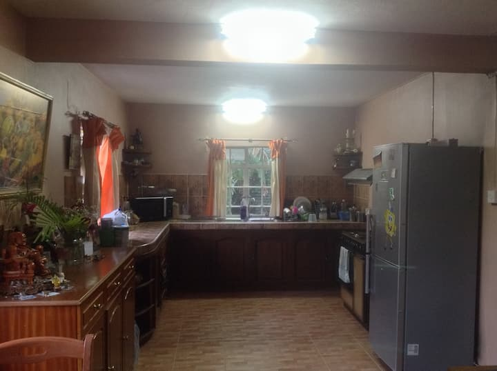 Fully furnished house -