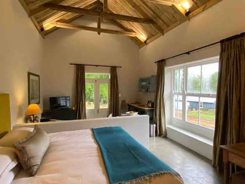 YELLOWWOODS FARM - The Goat House (self catering)