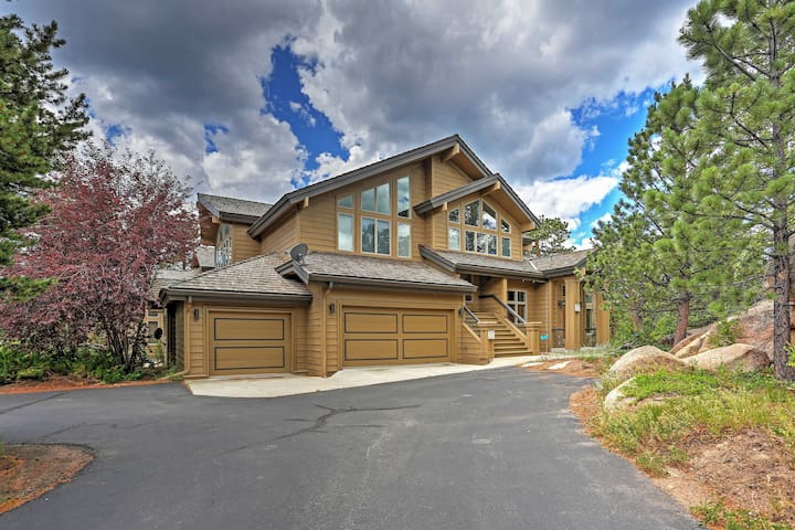 Lovely 3BR Red Feather Lakes Condo - Red Feather Lakes